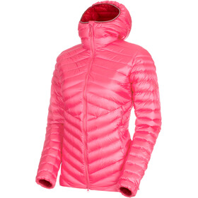 Mammut Broad Peak IN Hooded Jacket Women, dragon fruit/scooter